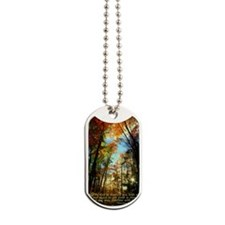 Color Explosion Dog Tags