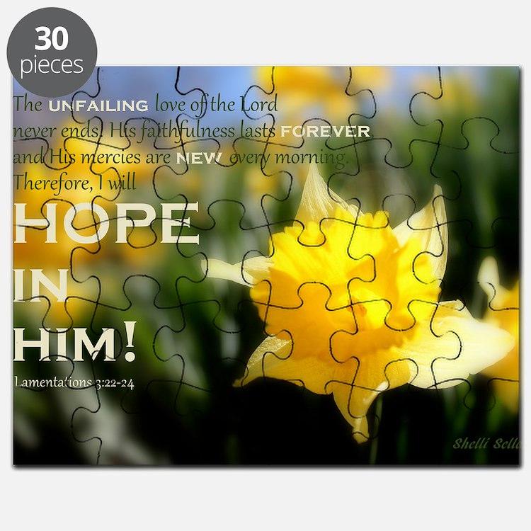 Hope In Him Puzzle