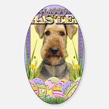EasterEggCookiesAiredale Bumper Stickers