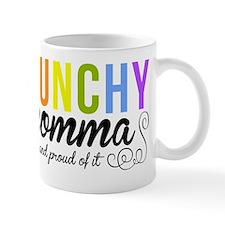 crunch momma2 Small Mug