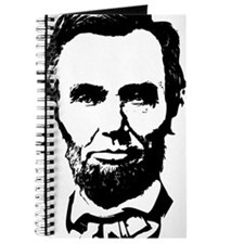 Abe Lincoln Silhouette Journal