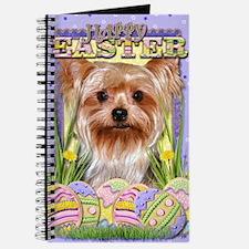 EasterEggCookiesYorkshireTerrier Journal