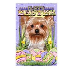 EasterEggCookiesYorkshire Postcards (Package of 8)