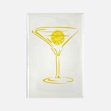Lemon Drop Rectangle Magnet
