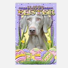 EasterEggCookiesWeimerane Postcards (Package of 8)