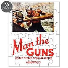 USNA Guns Puzzle