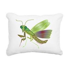 Mantis Rectangular Canvas Pillow