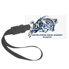 USNA 2 Luggage Tag