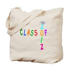 Class Of 2012 Wild 2 Tote Bag