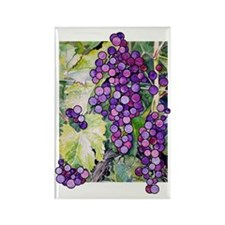 grape2 Rectangle Magnet