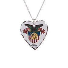 USMA 2 Necklace Heart Charm