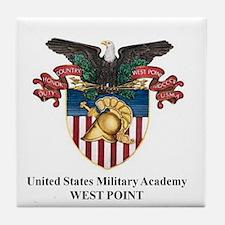 USMA 2 Tile Coaster