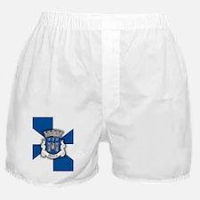 Braga (iPad2) Boxer Shorts