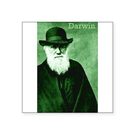 Darwin Sticker