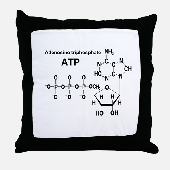 ATP Throw Pillow