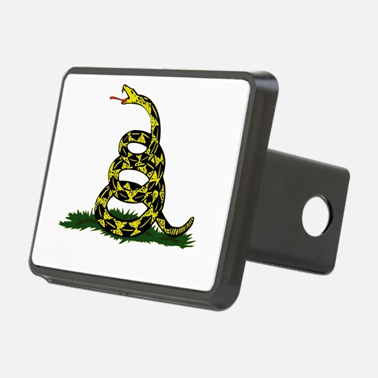 DONT TREAD ON ME Dark Appa Hitch Cover