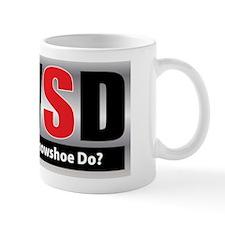 What Snowshoe Mug
