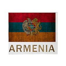 armenia10Bk Throw Blanket