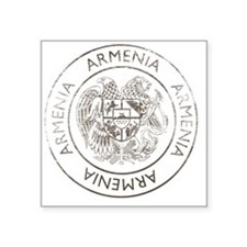 "armenia13 Square Sticker 3"" x 3"""