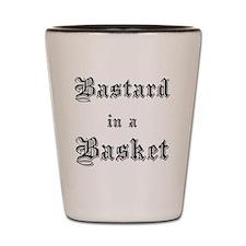 bastard Shot Glass
