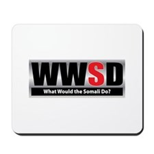 What Somali Mousepad