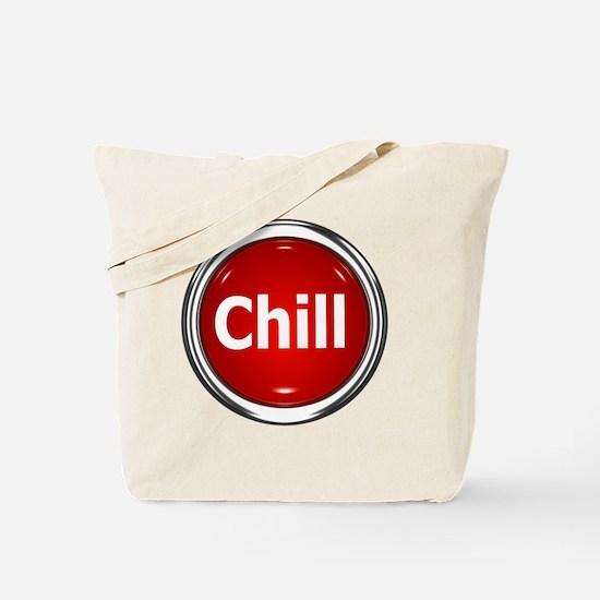 z-button-chill Tote Bag