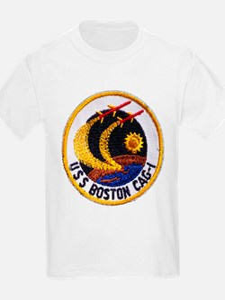 USS BOSTON Kids T-Shirt