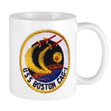 USS BOSTON Mug