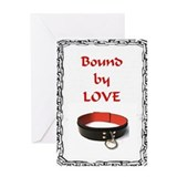 Bondage Greeting Cards