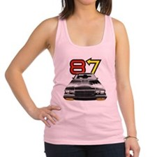NEW 87 GRND Nat copy Racerback Tank Top