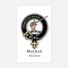 Clan MacRae Rectangle Decal
