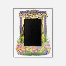 EasterEggCookiesSiberianHuskyCopperC Picture Frame