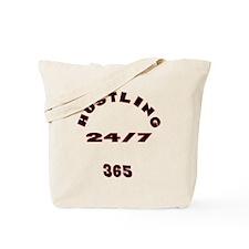 HUSTLE Tote Bag