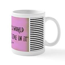 girls world  wrap Mug