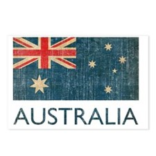 australia18 Postcards (Package of 8)