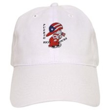 Puerto Rico ROCKS Baseball Cap