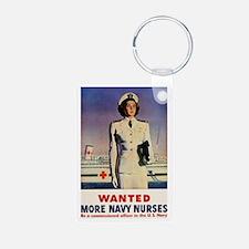 Navy Nurse Keychains