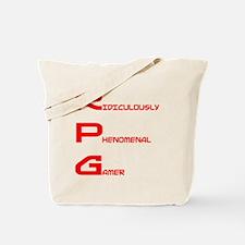 RPG RED Tote Bag