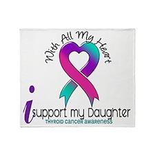 Daughter Throw Blanket
