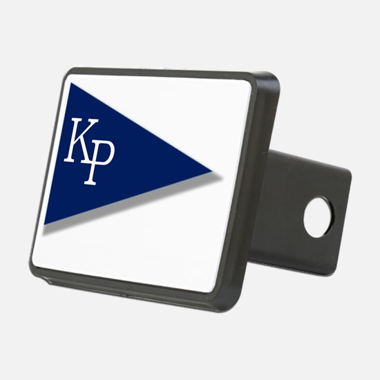 KP Birgie (Black Backgroun Hitch Cover