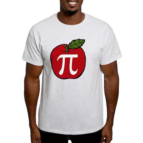 Apple Pi White Light T-Shirt