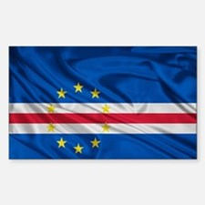 Cape-Verde-Flag-Wallpapers-128 Decal