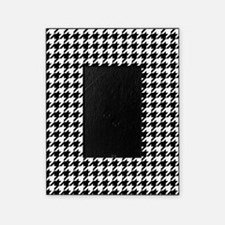 Houndstooth Check Picture Frame