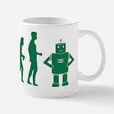 evolutionwhite Mug