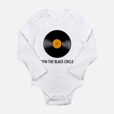 Spin the Black Circle Body Suit