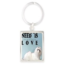 mal_iTouch4_Generic_Case Portrait Keychain