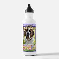 EasterEggCookiesSaintB Water Bottle