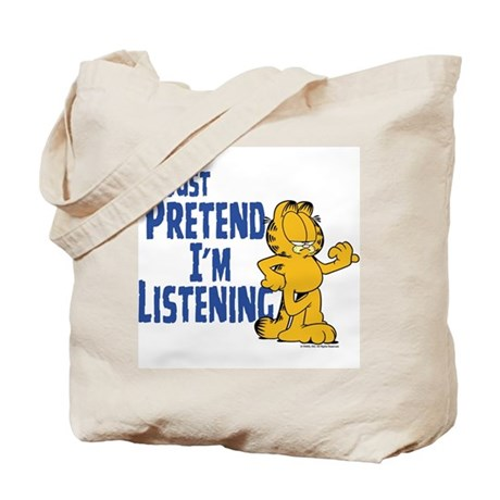 Just Pretend Tote Bag