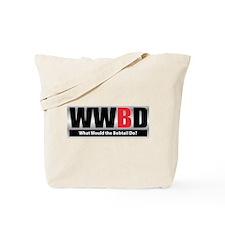 What Bobtail Tote Bag
