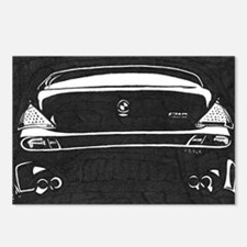 BMW Postcards (Package of 8)